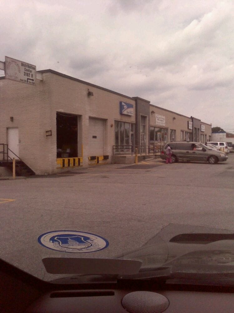 Us post office oficinas de correos 3178 bladensburg rd for 12 terrace road post office