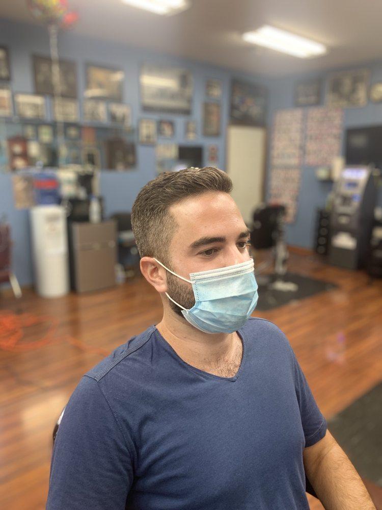 Pats Barber Shop: 810 Belmar Plz, Belmar, NJ