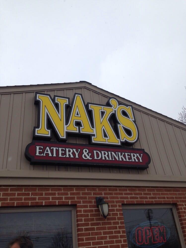 Nak's Eatery & Drinkery: 5690 Smith Rd, Brook Park, OH