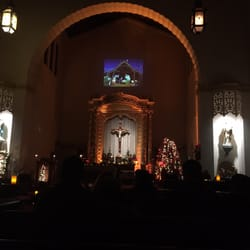 Our Lady of Angels Catholic Church - 1721 Hillside Dr, Burlingame