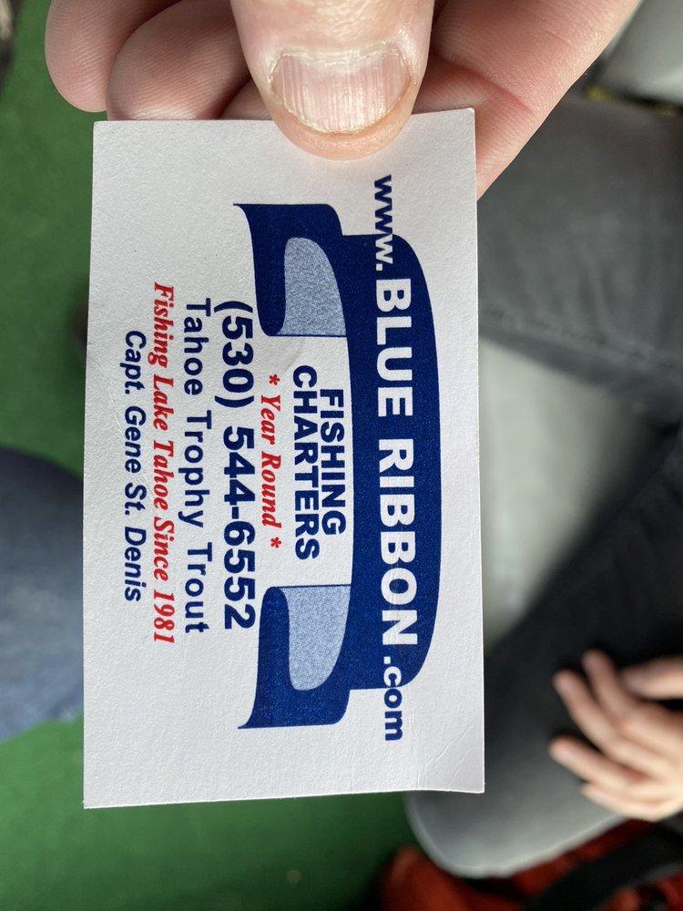 Blue Ribbon Fishing Charters: 1398 US 50, Glenbrook, NV
