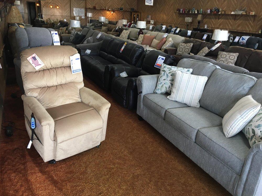 Larry's Northtown Furniture, Appliance & Mattress: 6481 SW Greenville Rd, Greenville, MI