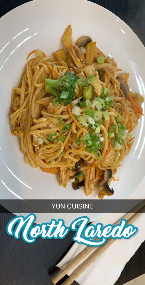 Yun Cuisine: 9902 McPherson Rd, Laredo, TX