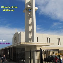 MARISSA: Church of the visitacion