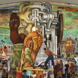 Diego Rivera Mural Project 28 Photos Public Art 50 Phelan Ave