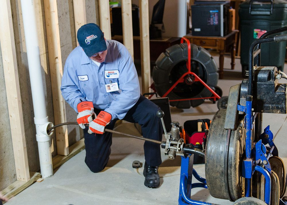 Roto-Rooter Plumbing & Drain Service: 3994 N 20th St, Springfield, MO