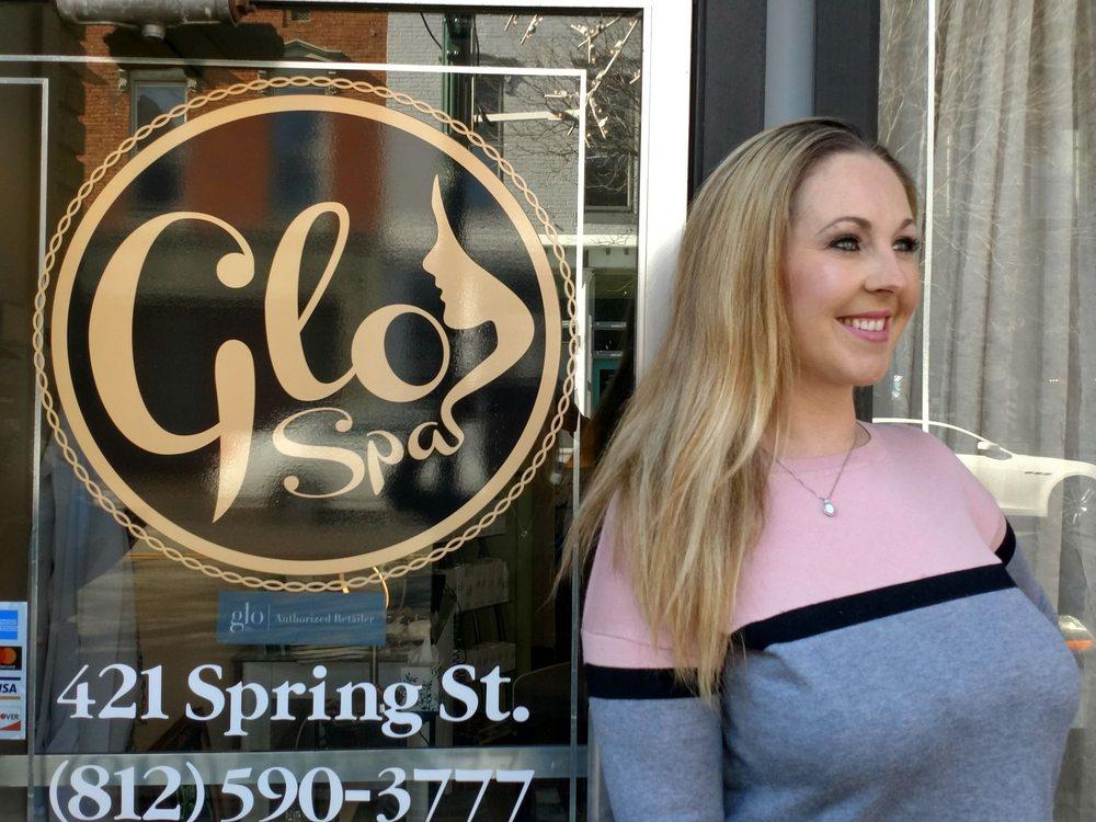 Glo Spa: 344 Spring St, Jeffersonville, IN