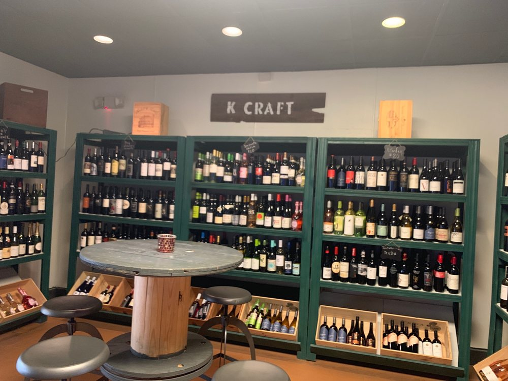 K Craft Beer and Wine