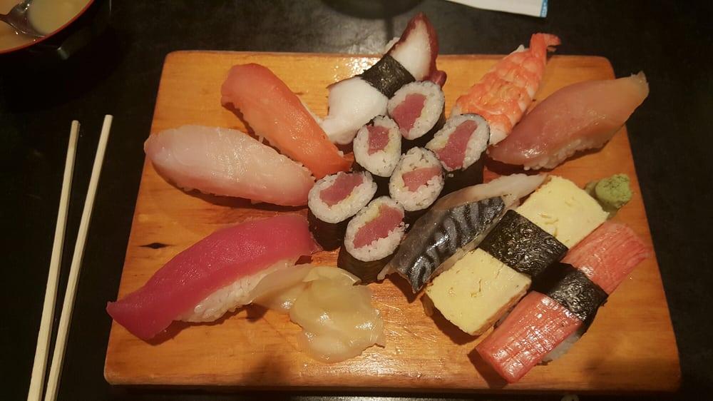 Deluxe Sushi Yelp