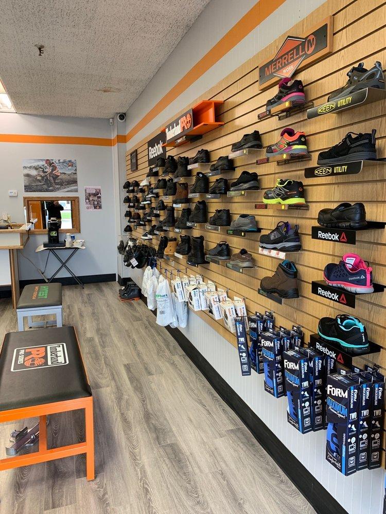 e5d6148a099 Safgard Safety Shoe Company - Shoe Stores - 1625 Walden Ave ...