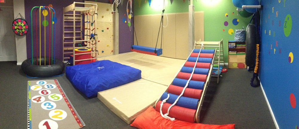 This Is The Main Gross Motor Room Where Children Are Able