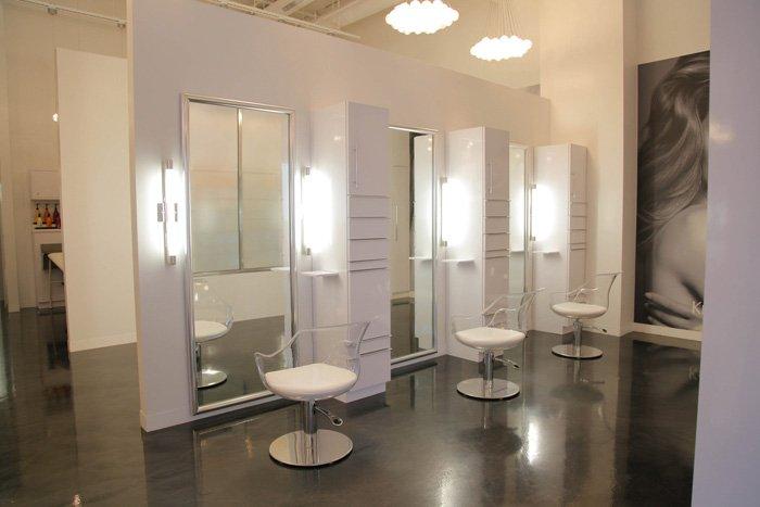 The Chic Modern Salon Interior Of Twiggs Salon Wayzata S Best