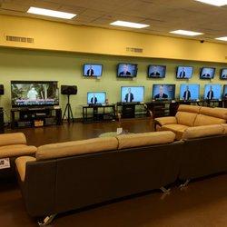 Delicieux Photo Of Teletron   Atlanta, GA, United States. Italian Sofa With Some  Pretty