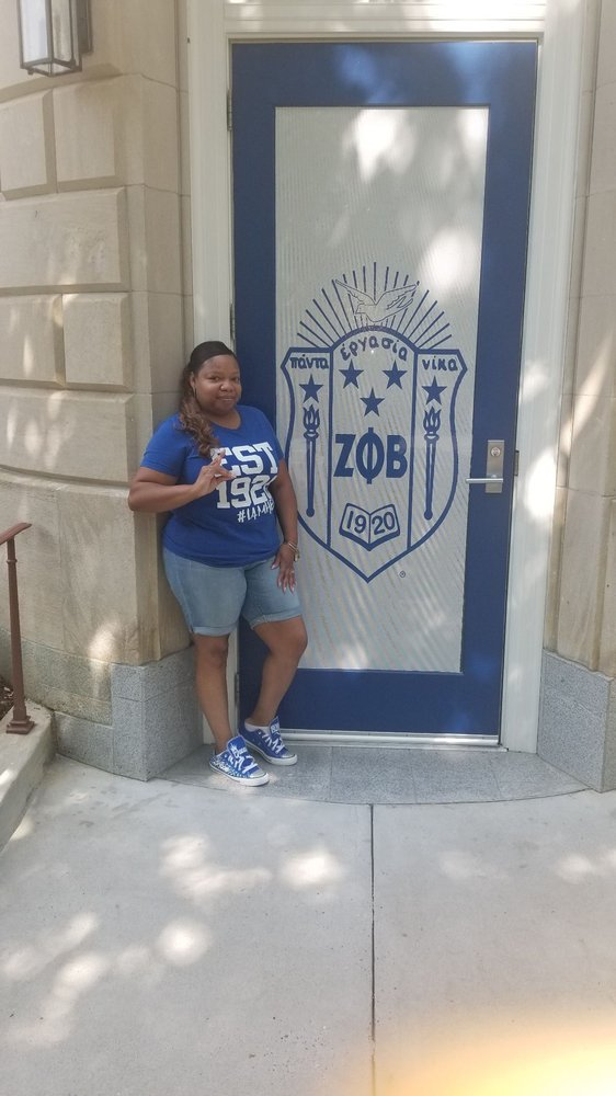 Zeta Phi Beta Sorority: 1734 New Hampshire Ave NW, Washington, DC, DC
