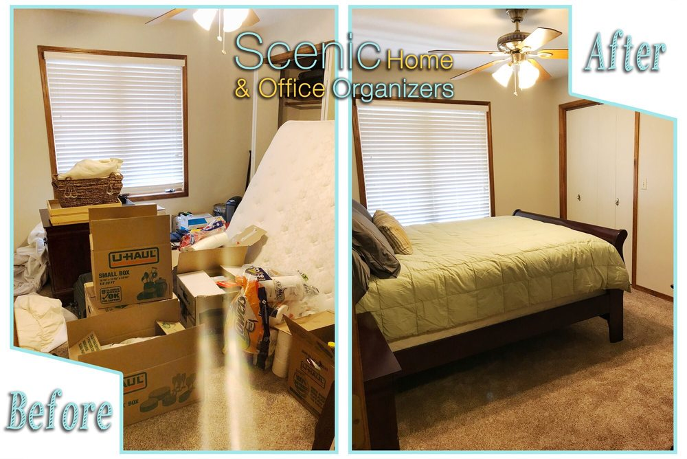 Scenic Home & Office Organizers: 4002 W Tracy St, Springfield, MO