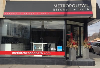 Photo For METROPOLITAN Kitchen + Bath Good Ideas