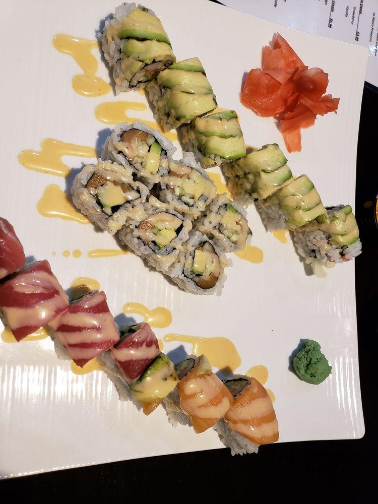 Keyaki Sushi Hibachi Steakhouse: 100 N Central St, Benton, IL