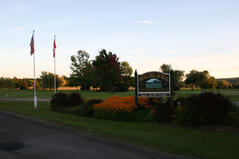 Rolling Acres Golf Course and Campground: 7795 Dewitt Rd, Pike, NY