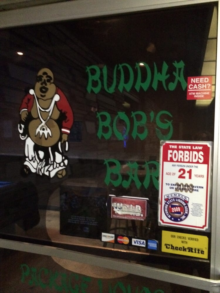 Buddah Bobs: 1549 9th St, Rock Springs, WY