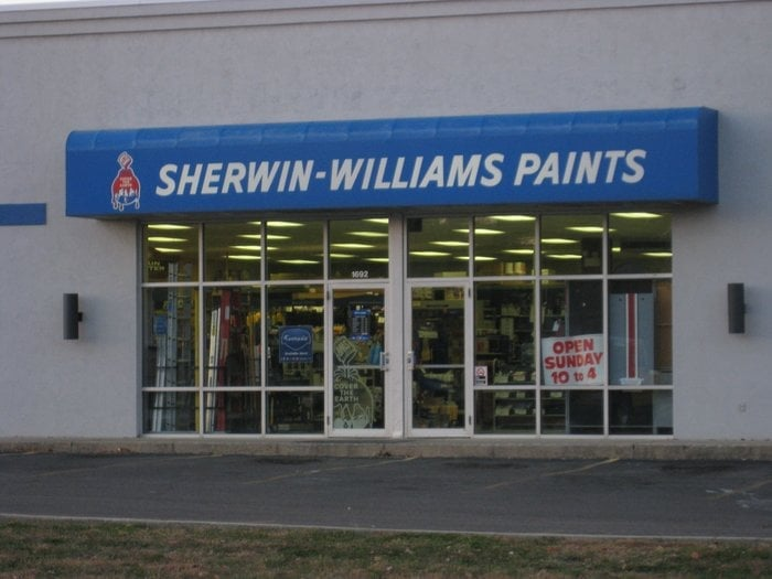 Sherwin-Williams Paint Store: 1692 W 5th Ave, Columbus, OH