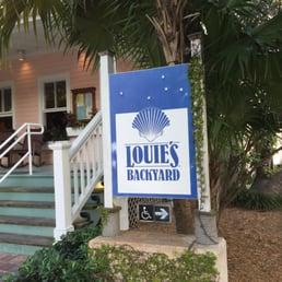 Photos for Louie's Backyard | Yelp