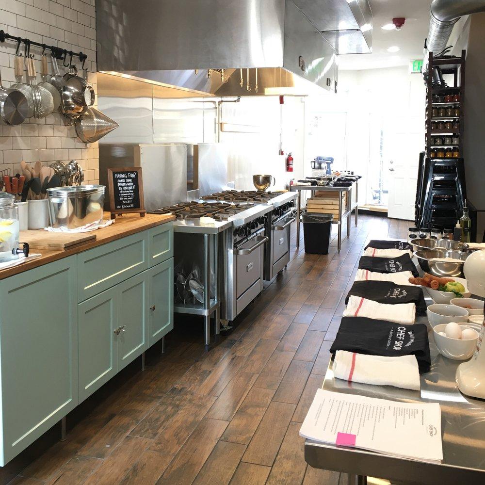Baltimore Chef Shop: 807 W 36th St, Baltimore, MD