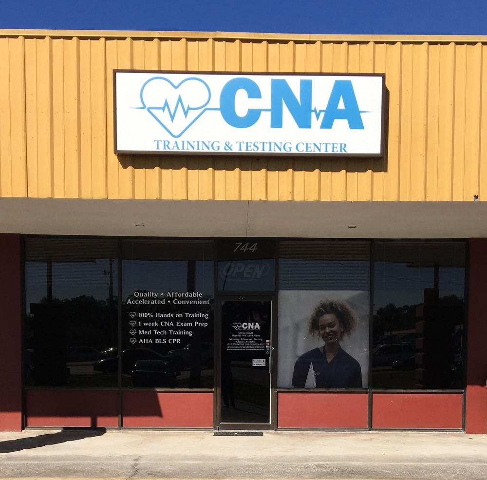 Cna Training And Testing Center Vocational Technical School