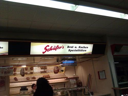 Schafer's brot und kuchen spezialitaten gmbh teutschenthal