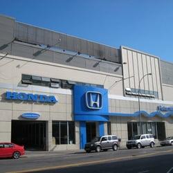 Potamkin honda car dealers 706 11th ave hell 39 s for Honda dealer ny