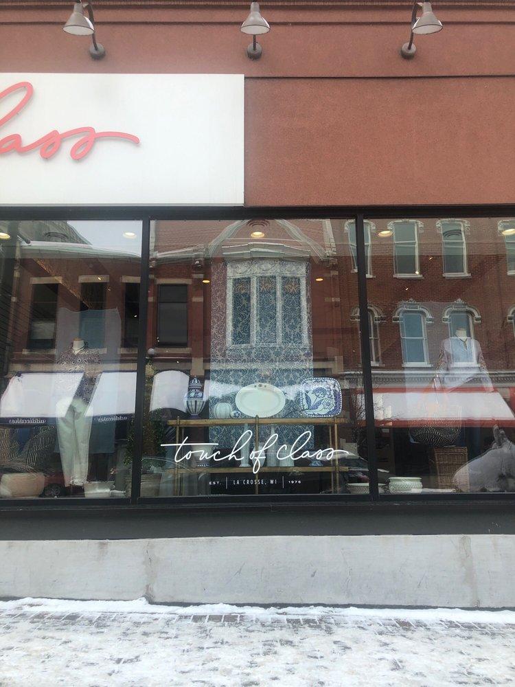 Touch of Class: 312 Main St, La Crosse, WI