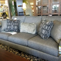 Merveilleux Photo Of Furniture Distributors   Newport, NC, United States. Beautiful  Charcoal Grey Sofa