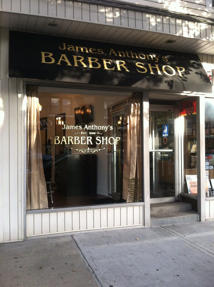 James Anthony's Barber Shop: 25 Deer Park Ave, Babylon, NY