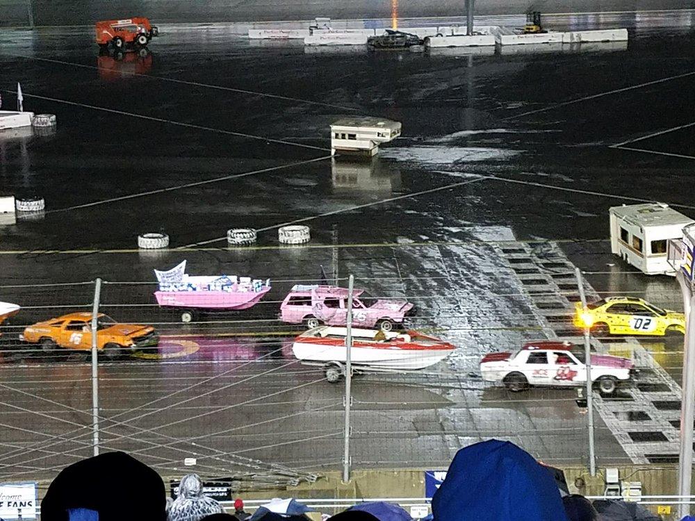 Night of Destruction: 500 Speedway Dr, Irwindale, CA