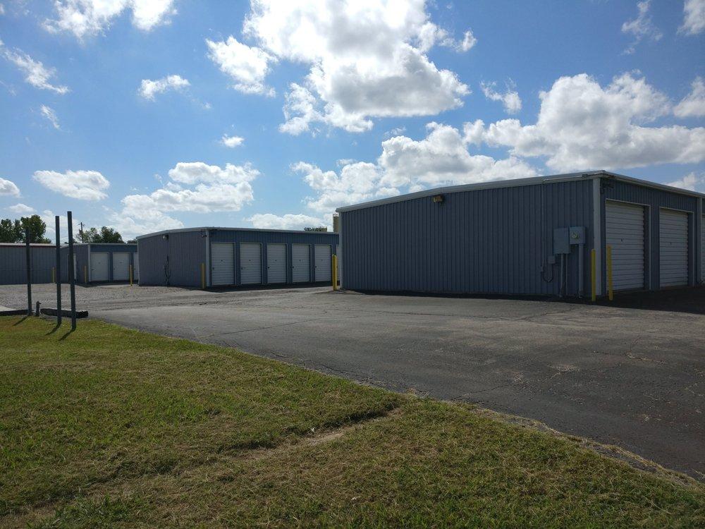 Glenpool Storage: 13600 S Union Pl, Glenpool, OK