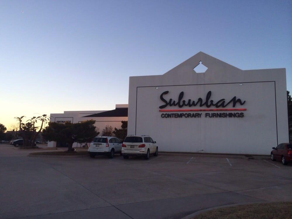 Photo Of Suburban Contemporary Furniture   Oklahoma City, OK, United States