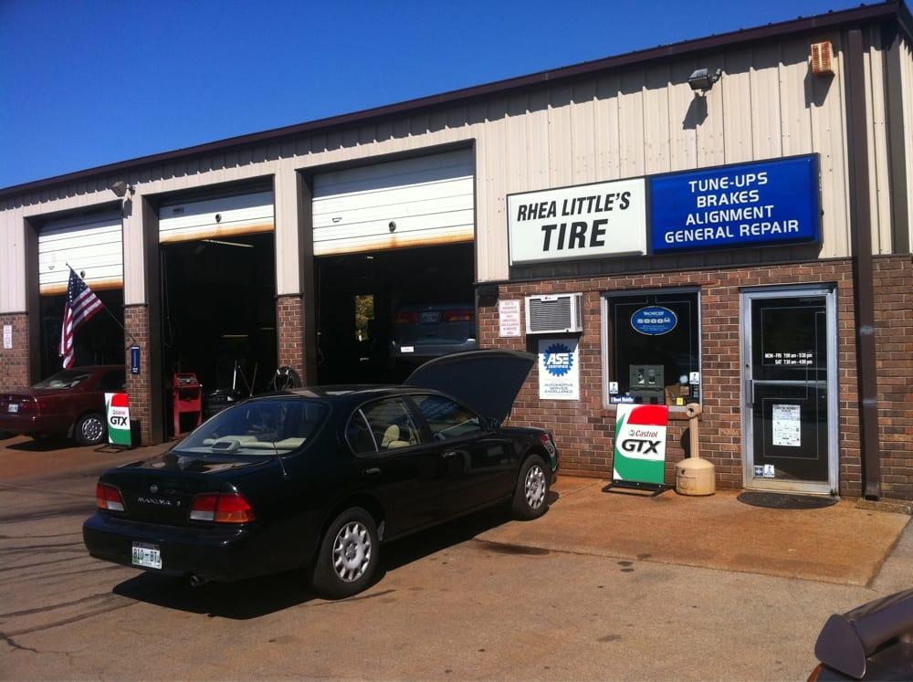 Rhea Little's Tire & Auto Repair: 9042 Church St E, Brentwood, TN