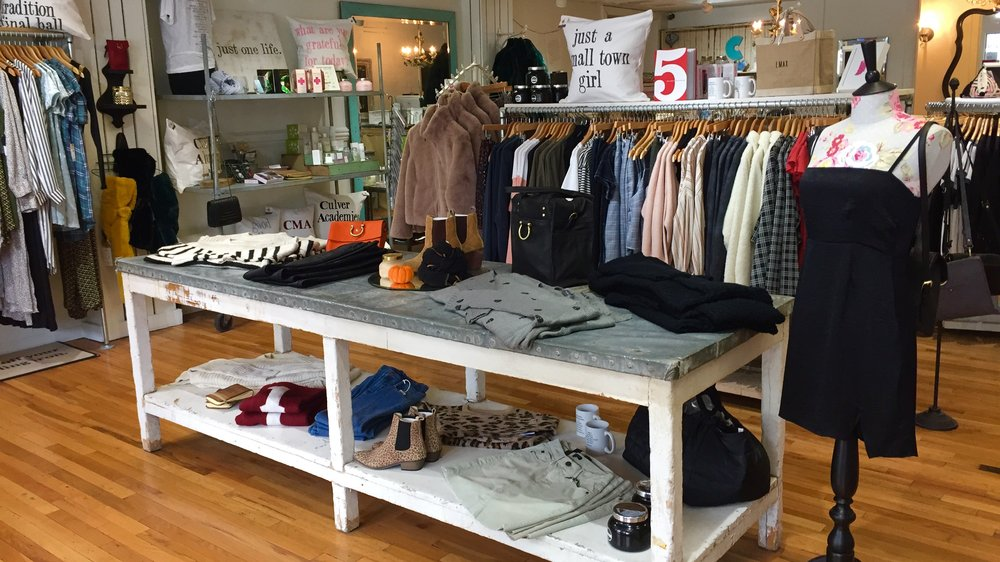 civvies: 114 S Main St, Culver, IN