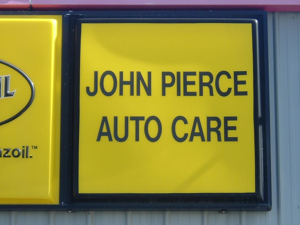 John Pierce Auto Care