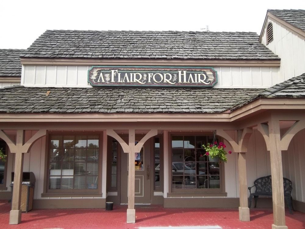 A Flair For Hair: 10030 Buchanan Rd, Stanwood, MI