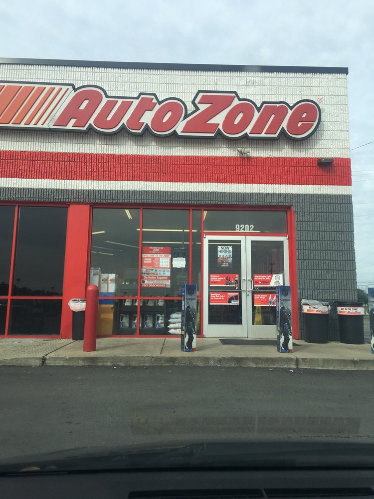 AutoZone: 9202 Westport Rd, Louisville, KY