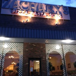 Zachary S Pizza 197 Rt 7 Milton Vt Restaurant