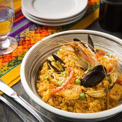 photo of aromas del peru   miami fl united states  arroz con mariscos aromas del peru   order food online   188 photos  u0026 111 reviews      rh   yelp
