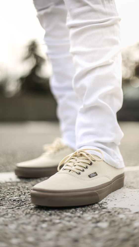 aaf98dd2db The new Vans Authentic in Cream Walnut Available in Store and Online! - Yelp