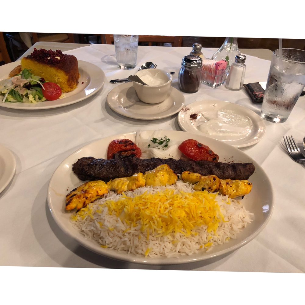 Villa Mediterranean Grill: 6505 W Park Blvd, Plano, TX