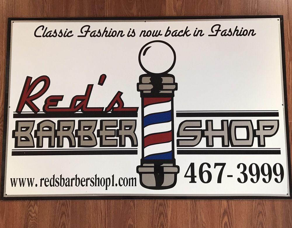Red's Barbershop: 896 Monroe St, Sheboygan Falls, WI