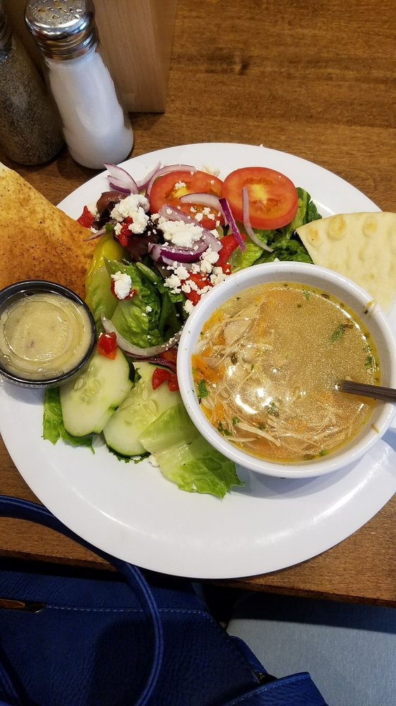 Taziki's Mediterranean Cafe - Franklin: 428 Main St, Franklin, TN