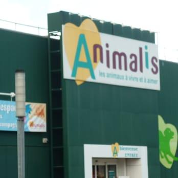 animalis 13 avis animalerie centre commercial auchan sud bacalan bordeaux lac gironde. Black Bedroom Furniture Sets. Home Design Ideas
