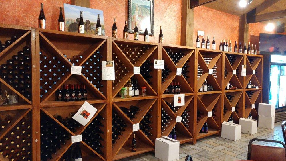 Blue Mountain Vineyards