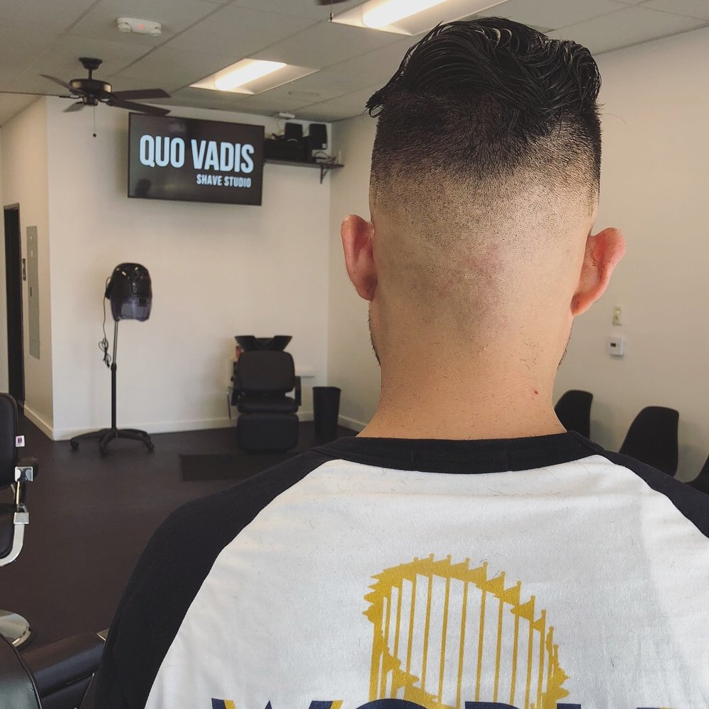 Quo Vadis Shave Studio 29 Photos Barbers 13677 Foothill Blvd