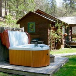Willow Springs Cabins Bed And Breakfast Rapid City Sd